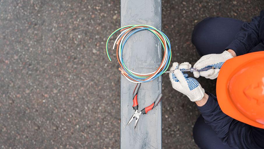 Hur många elektriker finns i din stad?