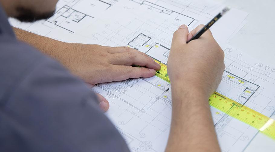 Viktig med rätt bygglovsritningar från början